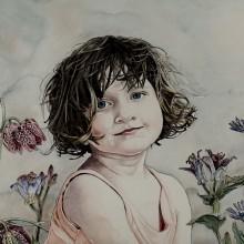 "View ""Portrait of Monti Lu"""